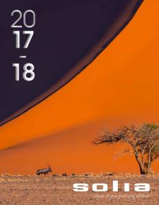 Solia - catalog cover